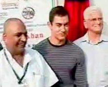 Aamir Khan inaugurates SJ Bhavan