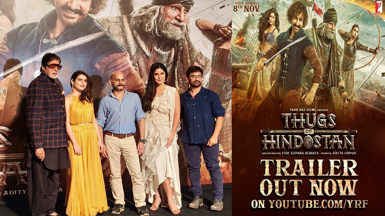 friday brands, thugs of hindostan