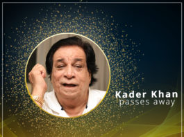 Kader khan, fridaybrands